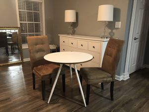 Dining set table and chair great condition for Sale in Duluth, GA
