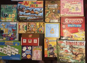 Games and puzzles for Sale in Tacoma, WA