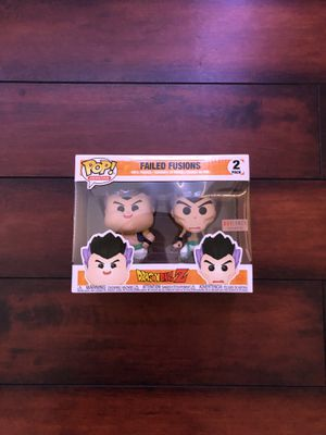 Failed Fusions Set Dragon Ball Z Funko pop for Sale in Hayward, CA