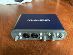 M-Audio Fast Track Pro for Sale in Snohomish, WA