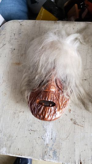 RARE MASK HAND MADE for Sale in Snohomish, WA