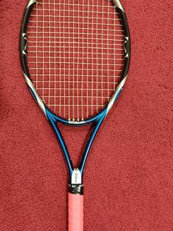Wilson K Fury Tennis Racket good condition for Sale in Seattle,  WA