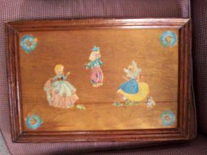 Vintage vanity trays for Sale in Rossville, GA