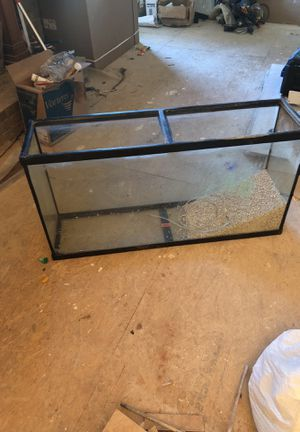 55 gallon fish tank for Sale in Kingsport, TN