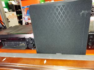 300W Pioneer Receiver and subwoler for Sale in Denver, CO