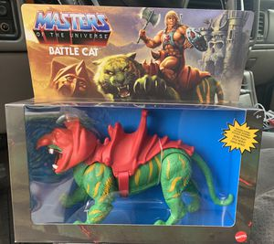 Masters of The Universe Battle Cat new sealed last one for Sale in Irvine, CA