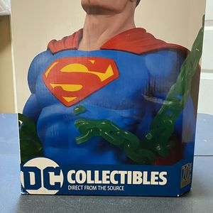 DC Collectibles Superman Neal Adams Statue for Sale in Lawrenceville, GA