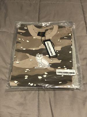 OVO Reflective Camo Shirt (Medium) for Sale in Littlerock, CA
