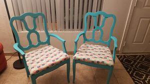 Beautiful chic chairs for Sale in La Mesa, CA