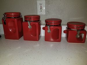 Kitchen containers for Sale in San Antonio, TX