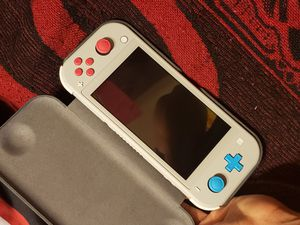 Switch Lite Pokemon Edition for Sale in Glendale, AZ