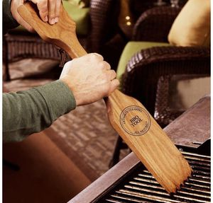NEW The Great Scrape Woody Paddle - All Natural BBQ Grill Wood Scraper for Sale in Addison, IL