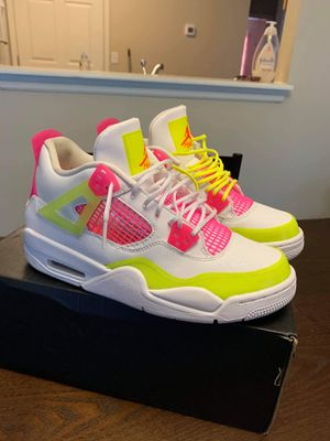 Jordan 4's size 7y for Sale in Chattanooga, TN