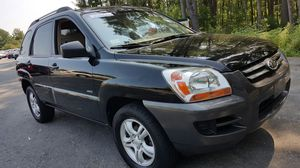 2007 Sportage (AWD)95k only for Sale in Somerville, MA
