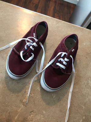 Maroon vans for Sale in Curtice, OH