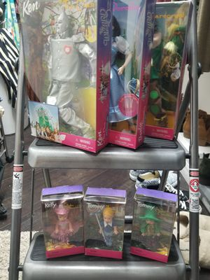 Barbie Wizard of Oz set for Sale in Orlando, FL