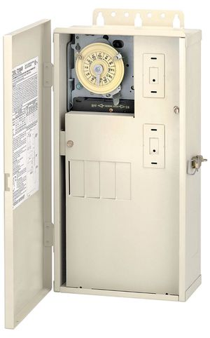 Intermatic T21004R 60-Amps Pool/Spa Control Panel T104M DPST for Sale in Davenport, FL