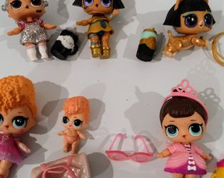 Lol Dolls Lot for Sale in Springfield,  MO