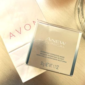 NEW AVON ANEW Clinical Overnight Hydrating Mask 50g / 1.7 fl. oz. for Sale in Chula Vista, CA