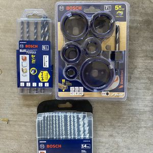 Bosch Drill Set for Sale in Henderson, NV