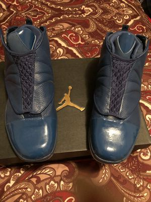 TROPHY ROOM X AIR JORDAN 16 FRENCH BLUE SIZE 11 for Sale in Nashville, TN