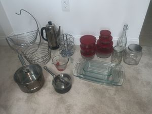 Kitchen stuff for Sale in Pequannock Township, NJ