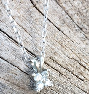 14k White Gold Diamond Pendant for Sale in Payson, AZ