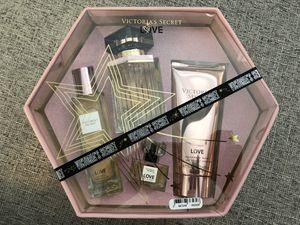 Brand New Victoria's Secret Love Perfume Gift Set for Sale in Dallas, TX