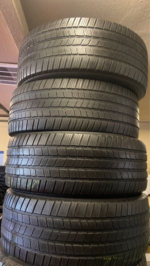 Michelin 285-45R22 Great CONDITION! for Sale in Fort McDowell, AZ