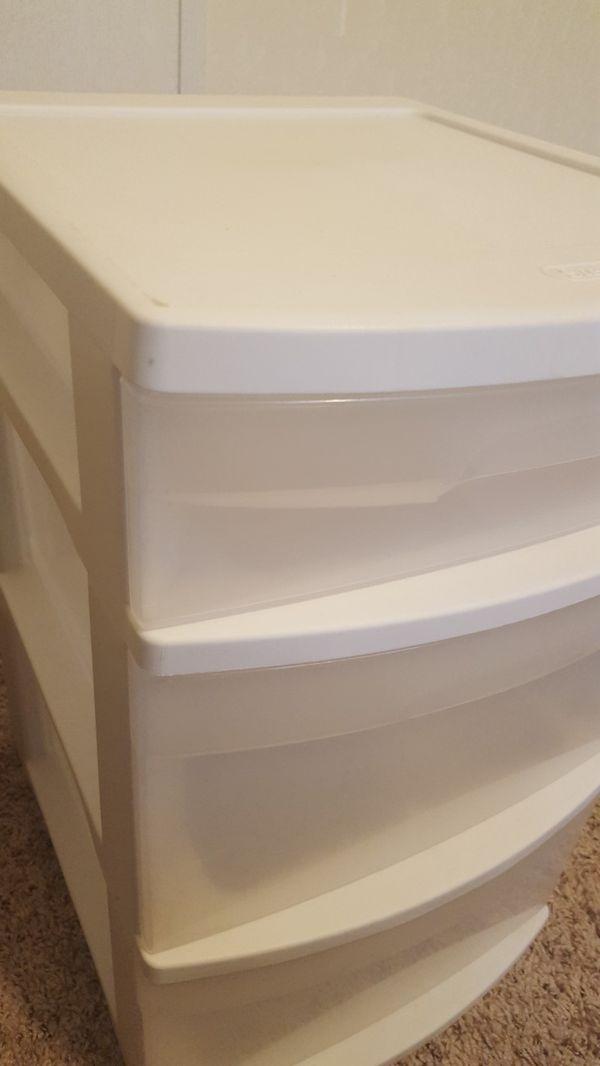 Plastic Organizer drawer