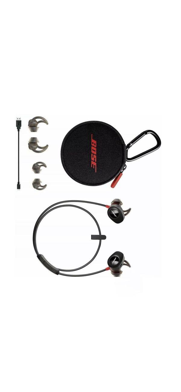 Bose Soundsport Pulse earbuds