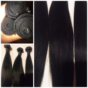 "14""16""18"" bundle deal straight with 12 inch closure, this hair can be washed, colored , straighten and curled. for Sale in Las Vegas, NV"