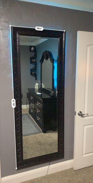 Dark coffee mirror for Sale in Turlock, CA