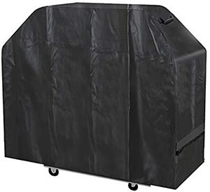 Stanbroil Waterproof Heavy Duty BBQ Grill Cover,Fits Weber Genesis & Genesis II Gas Grill Large,Black for Sale in Grand Prairie, TX