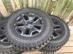 Jeep wheels for Sale in Germantown, MD