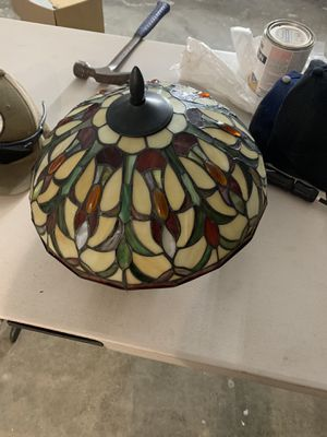 Antique ceiling lamp for Sale in Riverside, CA