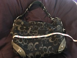 Authentic Coach hobo bag. for Sale in Halethorpe, MD