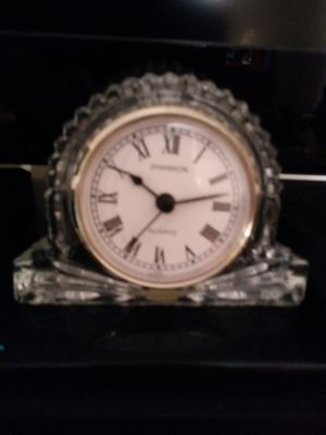 Cystal Table Top Clock for Sale in MONTGOMRY VLG, MD