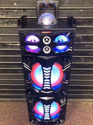 Bluetooth speaker 🔊 karaoke 🎤 for Sale in Bladensburg, MD