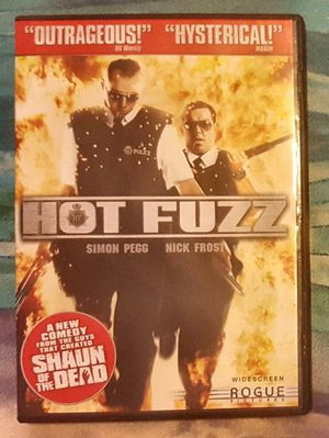 Hot Fuzz DVD for Sale in Kent, WA