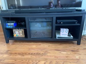 Fireplace/Tv stand for Sale in Linden, NJ
