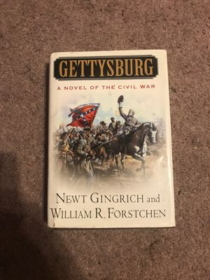 Gettysburg A Novel of the Civil War ISSN:0-312-30935x for Sale in Winter Haven, FL