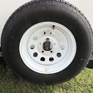 1 Wheel With Tire 205/75/14 New for Sale in Miami, FL