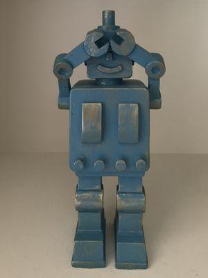 Blue decorative robot for Sale in Washington, DC