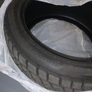 Bridgestone Blizzak Snow tires 275/40/20 for Sale in Macomb, MI