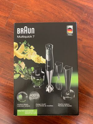 Braun Multi Quick 7 Hand Wand Mixer for Sale in Los Angeles, CA