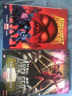 Uncanny Avengers by Rick Remender Vol 2 & 3 for Sale in Rocky Hill, CT