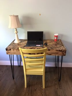 Rustic modern desk for Sale in Issaquah,  WA