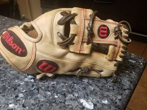 WILSON A2000 1786 11.5 GLOVE for Sale in Victorville, CA