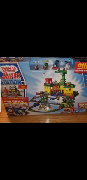 Thomas and friends super station for Sale in Nashville, TN